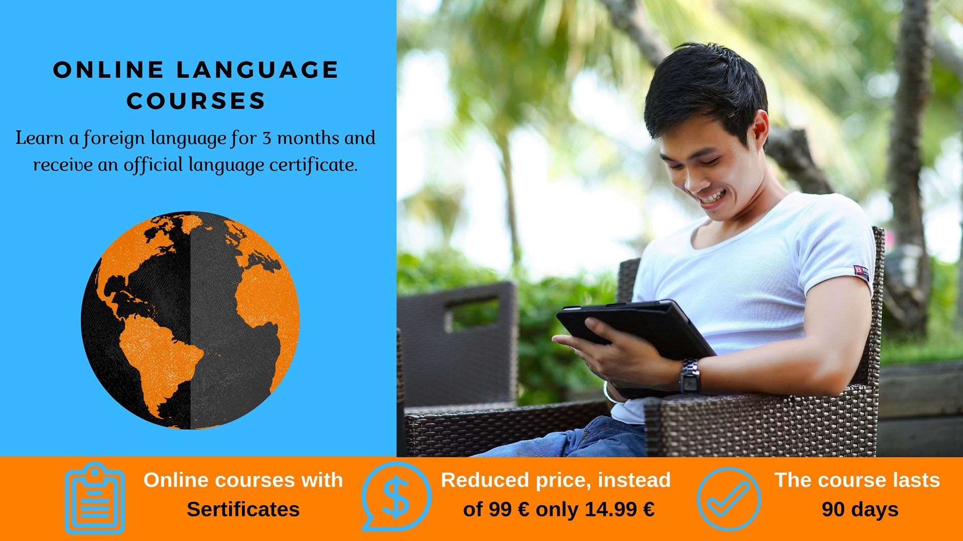 learn language online
